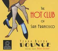 The Hot Club Of San Francisco: Yerba Buena Bounce (HDCD), CD