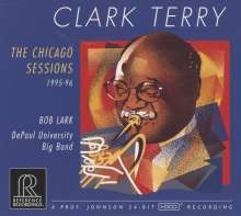 Clark Terry (1920-2015): The Chicago Sessions 1994 - 1995 (HDCD), CD