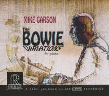 Mike Garson: The Bowie Variations (HDCD), CD