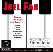 Joel Fan - Dances For Piano And Orchestra, CD