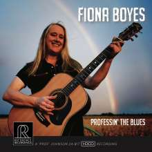 Fiona Boyes: Professin' The Blues (HDCD), CD