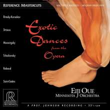 Exotic Dances from the Opera (180g), LP