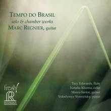 Marc Regnier - Tempo Do Brasil, CD