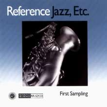 Reference Jazz, Etc. - First Sampling, CD