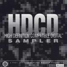"""HDC-Sampler """"High Definition Compatible Digital"""", CD"""