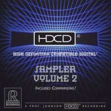 "HDC-Sampler ""High Definition Compatible Digital"" Vol.2, CD"