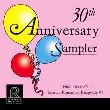 Reference Recording Sampler - 30th Anniversary Sampler, CD