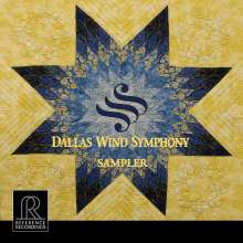 Dallas Wind Symphony - Sampler, CD