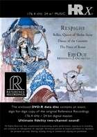 Ottorino Respighi (1879-1936): Belkis, Queen of Sheba (HRX), HRx Disc