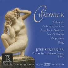 George Chadwick (1854-1931): Symphonische Sketche, 2 CDs