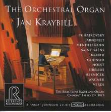 Jan Kraybill - The Orchestral Organ, Super Audio CD