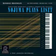 Franz Liszt (1811-1886): Klaviersonate h-moll (180g) (45 RPM), 2 LPs