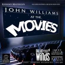 Filmmusik: John Williams At The Movies (180g) (Half-Speed mastered), 2 LPs