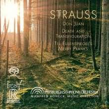 Richard Strauss (1864-1949): Don Juan op.20, Super Audio CD