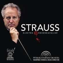 Richard Strauss (1864-1949): Der Rosenkavalier-Suite, Super Audio CD