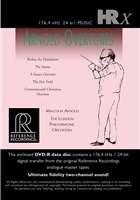 Malcolm Arnold (1921-2006): Ouvertüren (HRX), HRx Disc