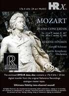 Wolfgang Amadeus Mozart (1756-1791): Klavierkonzerte Nr.21 & 24 (HRX), HRx Disc