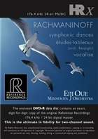 Sergej Rachmaninoff (1873-1943): Symphonische Tänze op.45 Nr.1-3 (HRX), HRx Disc