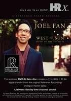 Joel Fan - West of the Sun (HRX), HRx Disc