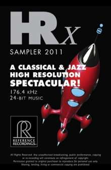 HRX-Sampler 2011 - A Classical & Jazz High Resolution Spectacular, HRx Disc