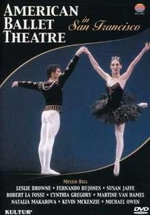 American Ballet Theatre in San Francisco, DVD