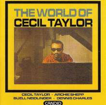 Cecil Taylor (1929-2018): The World Of Cecil Taylor, CD