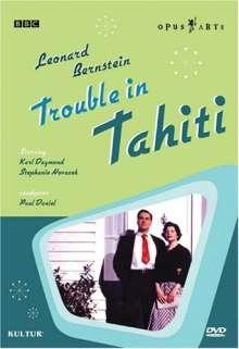 Bernstein / Daymond / D: Trouble In Tahiti / (Sub Ac3 D, DVD