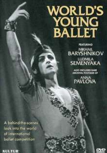 World's Young Ballet, DVD