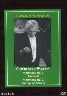Leonard Bernstein at the Philharmonie Berlin, DVD