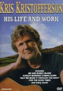 Kris Kristofferson: His Life & Work (Dokumentation), DVD