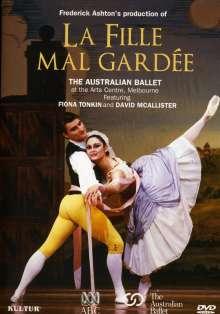 Australian Ballet:La Fille Mal Gardee, DVD