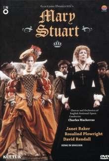 Gaetano Donizetti (1797-1848): Maria Stuarda (in engl.Sprache), DVD