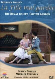 The Royal Ballet:La Fille mal gardee (Herold), DVD