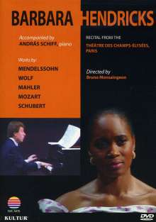 Barbara Hendricks - Recital, DVD