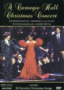 Marsalis / Von Stade /: Carnegie Hall Christmas / (Dol, DVD