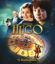 Hugo: Hugo, Blu-ray Disc