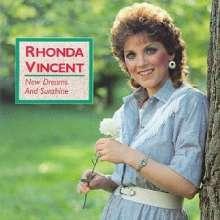 Rhonda Vincent: New Dreams & Sunshine, CD