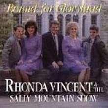 Rhonda Vincent: Bound For Gloryland, CD