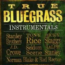 True Bluegrass Instrume, CD