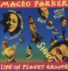 Maceo Parker (geb. 1943): Life On Planet Groove, 2 LPs