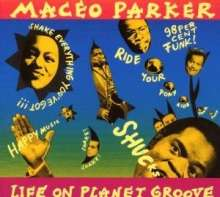 Maceo Parker (geb. 1943): Life On Planet Groove: Live 1992, CD