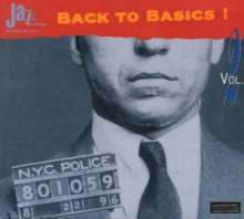 Back To Basics Vol.2, CD
