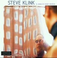 Steve Klink (geb. 1977): Feels Like Home - 14 Songs By Randy Newman, CD