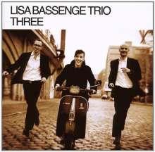 Lisa Bassenge (geb. 1974): Three, CD
