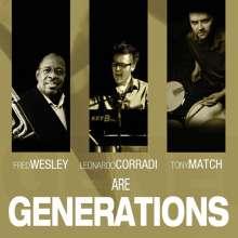 Fred Wesley (geb. 1943): Generations, CD