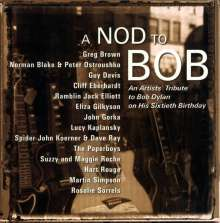 Bob Dylan: A Nod To Bob - An Artist's Tribute To Bob Dylan, CD