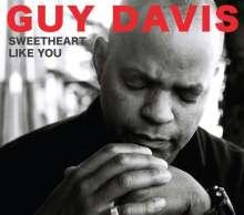 Guy Davis (geb. 1952): Sweetheart Like You, CD