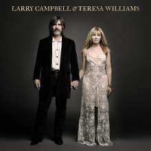 Larry Campbell & Teresa Williams: Larry Campbell & Teresa Williams, CD