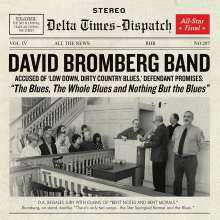 David Bromberg: The Blues, The Whole Blues And Nothing But The Blues, LP