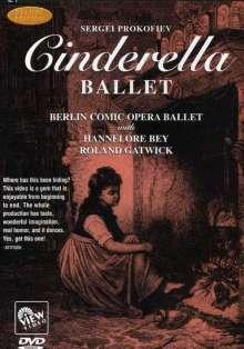 Ballett der Komischen Oper Berlin: Cinderella, DVD